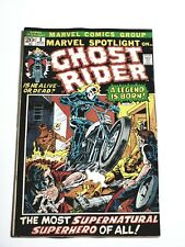 Marvel Spotlight # 5 EXTREMELY HIGH GRADE!!! 1st Appearance of GHOST RIDER!!!
