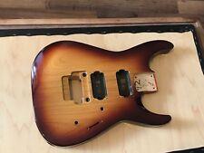 1990-91 Charvel Jackson Fusion Plus Sunburst Guitar Body Floyd Ready