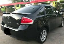 PRE-PAINTED for FORD FOCUS 2008-2011 2DR & 4DR  ABS SPOILER WING NEW ALL COLORS