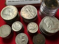 *SALE* HUGE U.S. COIN COLLECTION BULLION LOT Gold Silver 75+ COINS! *FREE COIN!*