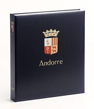 DAVO Luxery Hingless Album Andorra (France) I 1931-2009