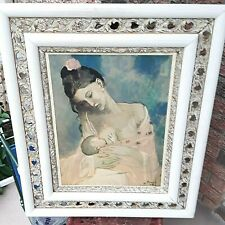 PICASSO PAINTING MATERNITY 1905  AUTHORIZED REPRODUCTION VP298