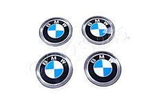 Genuine Hub Cap 4pcs BMW E12 E23 E24 E28 E34 518 518i 520 520i 524d 36131117649