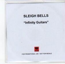 (DK37) Sleigh Bells, Infinity Guitars - 2010 DJ CD