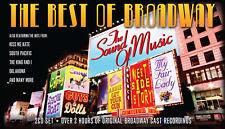 Best Of Broadway Musicals Original Cast Music Score