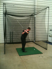 Ultimate golf training net setup for home practice