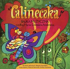 CD CALINECZKA Bajka Muzyczna * Polskie Nagrania