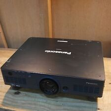 Panasonic PT-DW5100U LCD Projector | As Is, For Parts or Repair | ncx