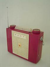 VINTAGE 1950'S SONY TR-74 SHORT WAVE TRANSISTOR AM / SW RADIO 'Works'