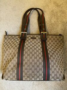 NO RESERVE Authentic Gucci tote bag