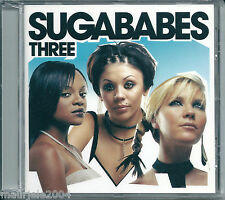 Sugababes. Three (2003) CD NUOVO Too Lost In You. Hole In The Head. Nasty Ghetto