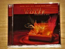 Michael Wolff - Pandora's Box - Alex Foster Badal Roy Charlie Hunter - Neu + ovp