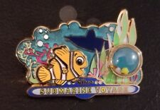 Finding Nemo Submarine Voyage A Disney Piece of History II LE  FREE SHIP