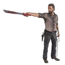 The Walking Dead TV 25 Cm Rick Grimes Vigilante Edition Deluxe Figure