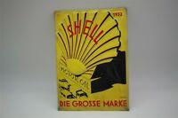 Conchiglia Latta Motore Olio Lim. Edizione Motivo 1932 20x30 CM Aufl. 7050 No.