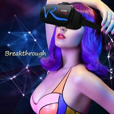 ALL-IN-ONE Virtual Reality 3D VR Bluetooth Glasses For Smartphone iPhone 6 7 6S