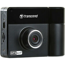 Transcend DrivePro 520 Car Recorder and GPS With Suction Cup + 32GB Memory Card