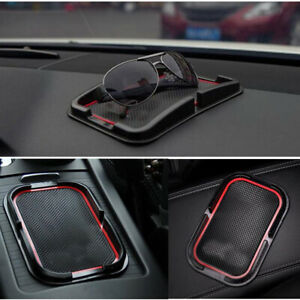 2X For All Jeep Model Car Interior Anti Slip Pad Mat Skidproof Telephone Holders