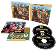 THE BEATLES Sgt Peppers Lonely Hearts Club Band 2CD BRAND NEW 2017