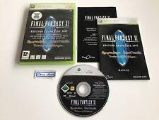 Final Fantasy XI Online -  Édition Française 2007 - Xbox 360 - FR - Avec Notice