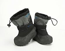 Columbia Children Size 7 Winter Snow Waterproof Boots Shoes Powderbug Plus New