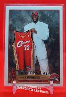 2003 LeBron James Rookie RC Draft Pick #221 Mint Condition!