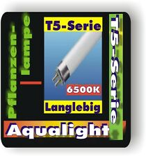 AquaLight T5 Tube fluorescent Lot de 2 pour plantes 6500K 8 W