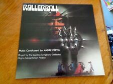 ROLLERBALL (Original Motion Picture Soundtrack) GERMAN ISSUE LP