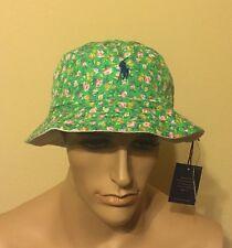 Polo Ralph Lauren Hat Large / XLarge Beach Tropical bucket