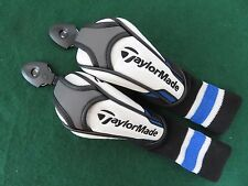 NEW * Set of 2 * TaylorMade SLDR / JETSPEED HYBRID Headcover - Stripe