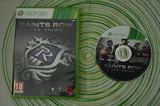 Saints row 3 xbox 360 pal