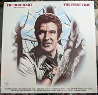 Freddie Hart and The Heartbeats The First Time LP 1975 Capitol Records ST-11449