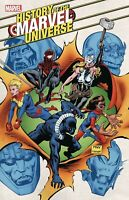 History of the Marvel Universe #6 Marvel Comic 1st print 2019 unread NM
