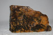 Vintage Display Specimen of Stone Canyon Jasper cut smooth on 2 sides 9+ oz