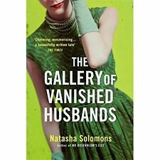 """AS NEW"" The Gallery of Vanished Husbands, Solomons, Natasha, Book"