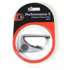 G7th Performance 2 Capo for Classical Guitar Silver 0263