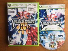 New listing Raiden Iv (Microsoft Xbox 360, 2009) Cib Complete