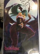 Darkstalkers #1 Capcom Rupps World Jay Company Comics 2004 Variant