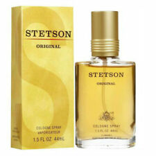 Stetson Original for Men by Coty Cologne Spray 1.5 oz - New in Box