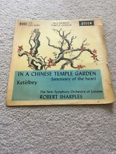 In A Chinese Temple Garden, Ketelby/ Robert Sharples Record
