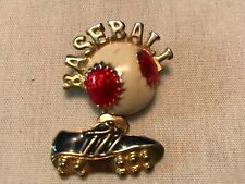 vintage sports memorabilia baseball pins