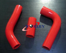 Silicone radiator hose kit For Toyota Hilux LN106/111/107/130 3.0L RED