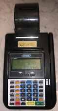 Infinity Hypercom T7+ Credit Card Reader (Untested) (No Power Cord)