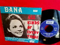 DANA All kinds of everything 45rpm 7' + PS EUROVISION 1970 ITALY MINT-