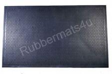 Industrial Rubber MINI-SCRAPER Entrance Safety Mat AntiFatigue 1500mm x 900mm