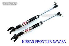 FOR NISSAN FRONTIER NAVARA 2006-2013 HOOD BONNET SHOCK UP LIFT LIFTER STRUTS