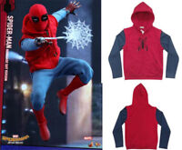 SpiderMan-Homecoming COS Hoodie Long Sleeve Sweater Autumn Jacket Coat Tops