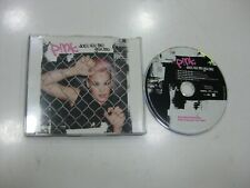 PINK CD SINGLE EUROPE DON'T LET ME GET ME 2001