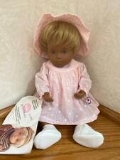 """Sasha Baby """"Viktoria"""" Doll 12 inch by Gotz MIB"""