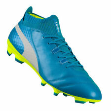 Puma One 17.1 Firm Ground Soccer/Football Cleats Mens - Blue- Size 8-NEW